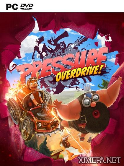 постер игры Pressure Overdrive