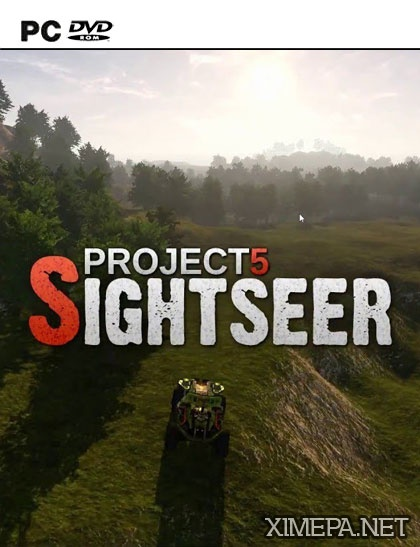 постер игры Project 5: Sightseer