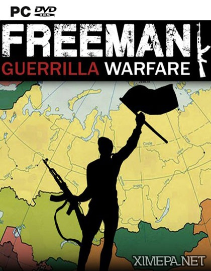 постер игры Freeman: Guerrilla Warfare