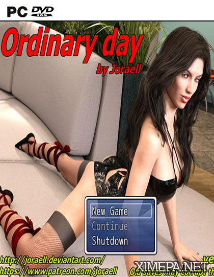 постер игры Ordinary Day