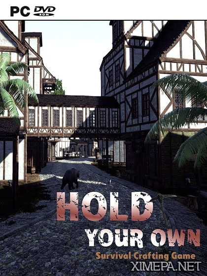 постер игры Hold Your Own