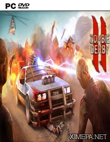 постер игры Zombie Derby 2