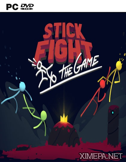постер Stick Fight The Game
