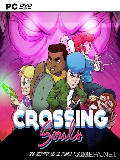 постер игры Crossing Souls