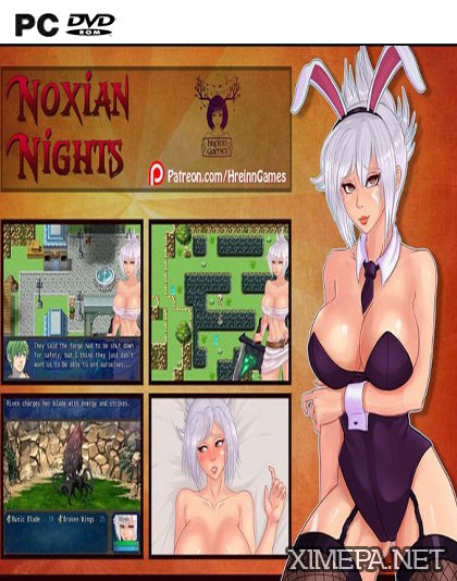 постер игры Ноксианские ночи / Noxian Nights