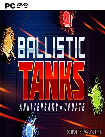 постер игры Ballistic Tanks