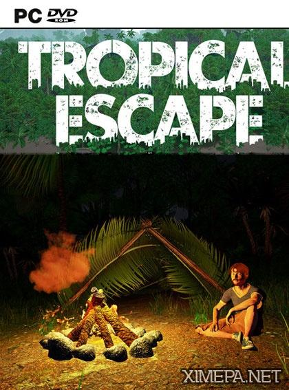 постер игры Tropical Escape