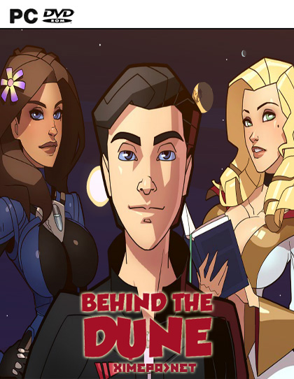 постер игры Behind The Dune