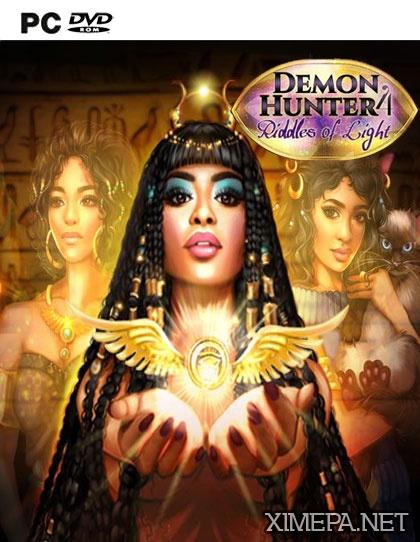 постер игры Охотник на демонов 4: Тайны Древнего Египта