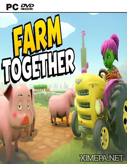 постер игры Farm Together
