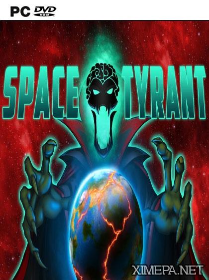 постер игры Space Tyrant