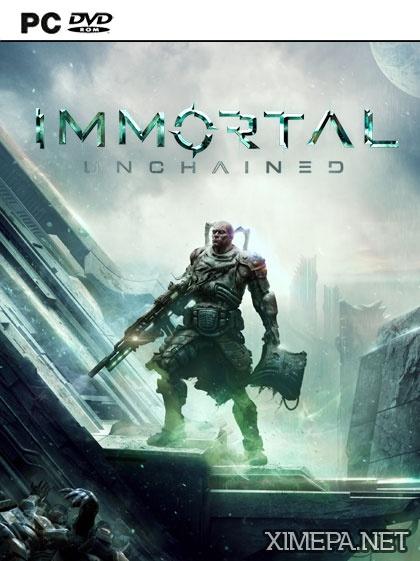 постер игры Immortal: Unchained