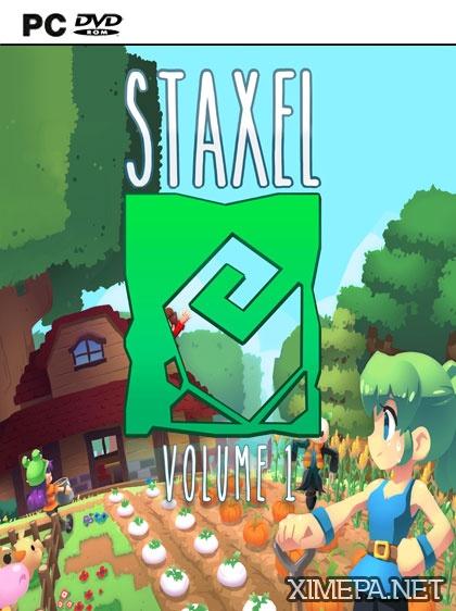 постер игры Staxel