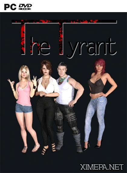 постер игры The Tyrant \ Секс Тиран