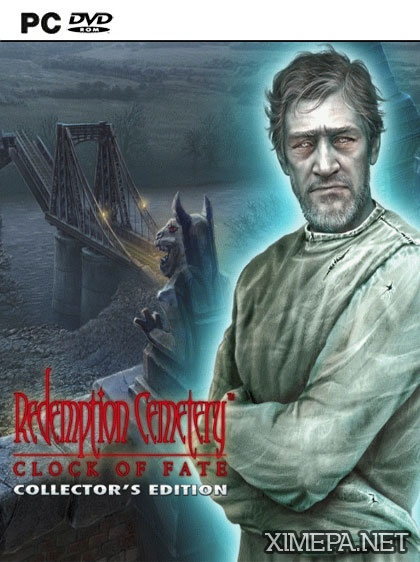 постер игры Кладбище искупления 7: Хронометр Судьбы