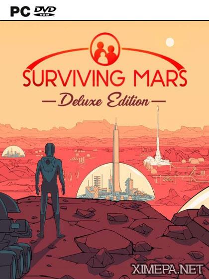 постер игры Surviving Mars