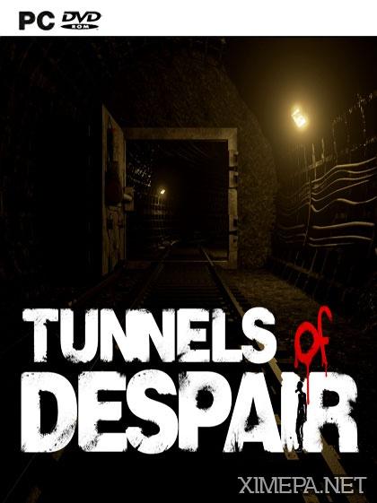 постер игры Tunnels of Despair