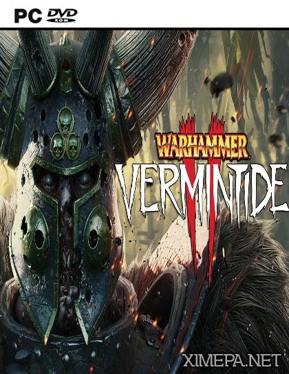 постер игры Warhammer: Vermintide 2