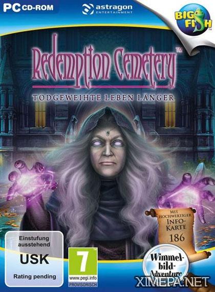 постер игры Redemption Cemetery 8: At Death's Door