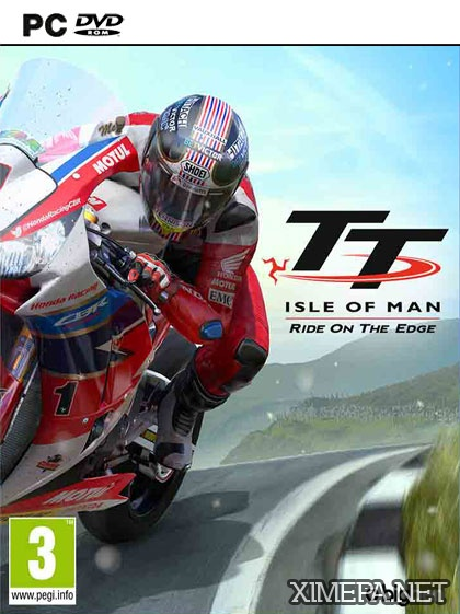 постер игры TT Isle of Man