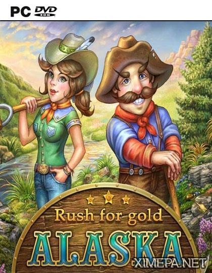 постер игры Золотая лихорадка: Аляска