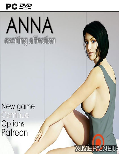 постер игры Anna Exciting Affection: Unofficial Ren'py Remake
