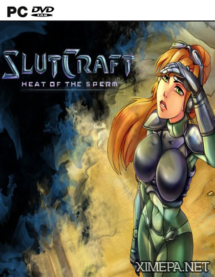 постер игры SlutCraft: Heat of the Sperm