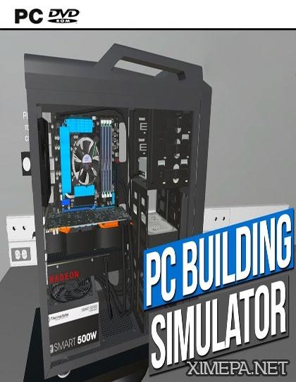постер игры PC Building Simulator