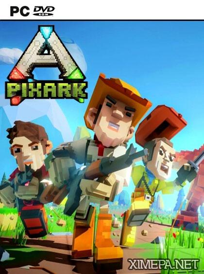 постер игры PixARK