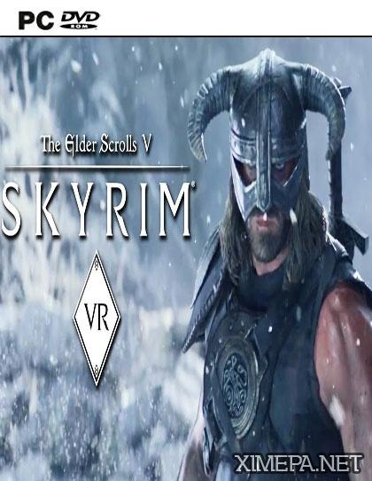 постер игры The Elder Scrolls V: Skyrim VR