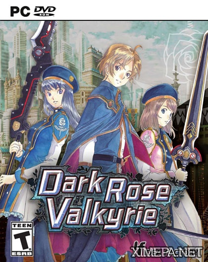 постер игры Dark Rose Valkyrie