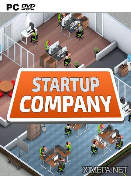 постер игры Startup Company