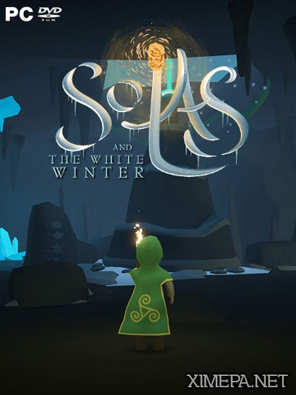 постер игры Solas and the White Winter