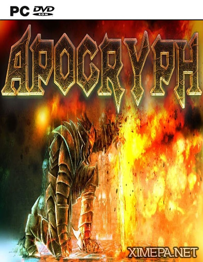 постер игры Apocryph: an old-school shooter