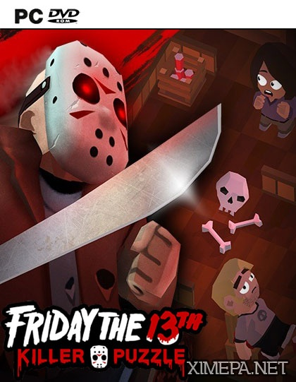 постер игры Friday the 13th: Killer Puzzle