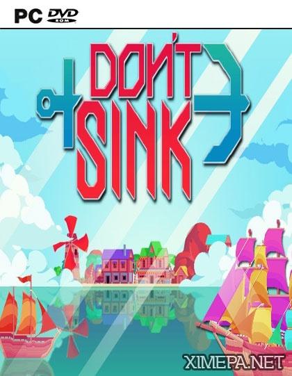 постер игры Don't Sink