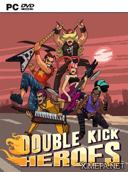 постер игры Double Kick Heroes