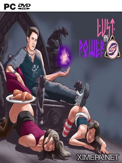 постер игры Похоть и власть