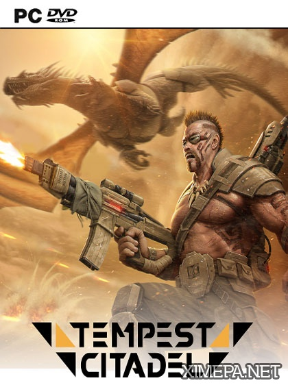 постер игры Tempest Citadel