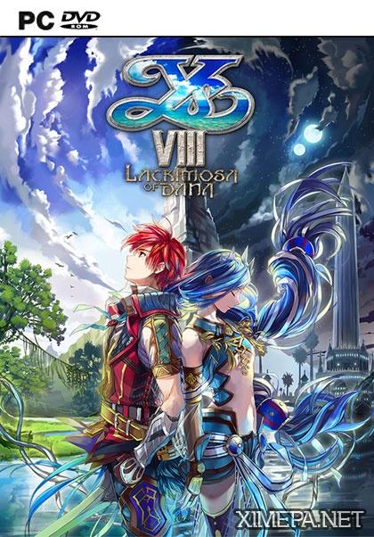 постер игры Ys VIII: Lacrimosa of DANA