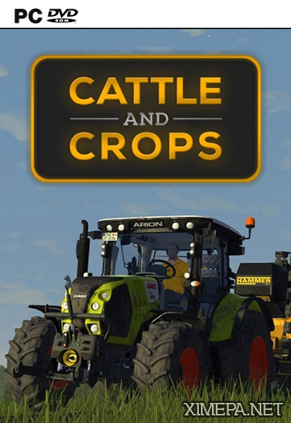 постер игры Cattle and Crops