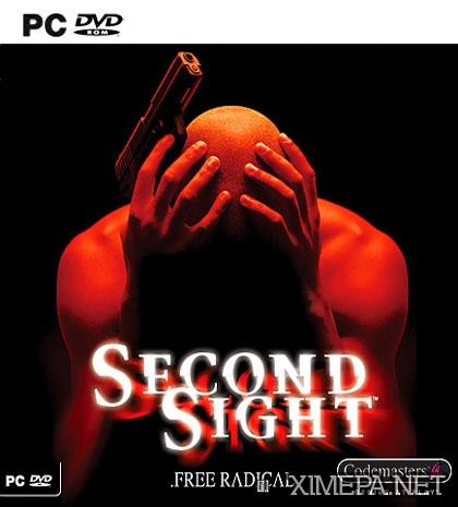 постер игры Second Sight