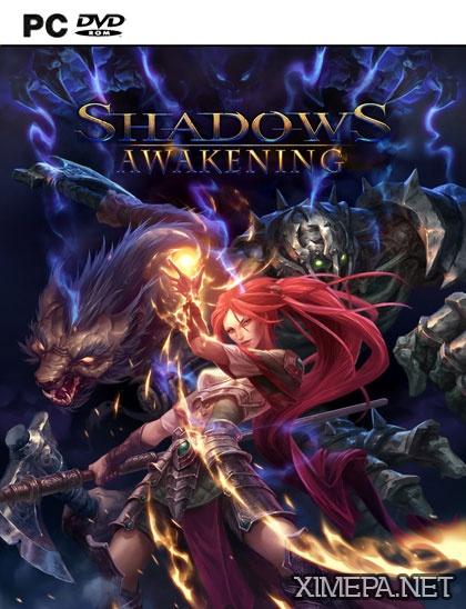 постер игры Shadows: Awakening