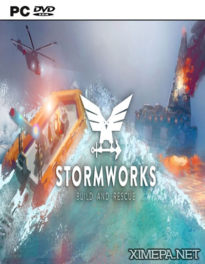 постер игры Stormworks: Build and Rescue