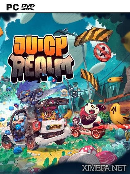 постер игры Juicy Realm