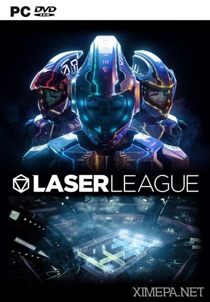постер игры Laser League
