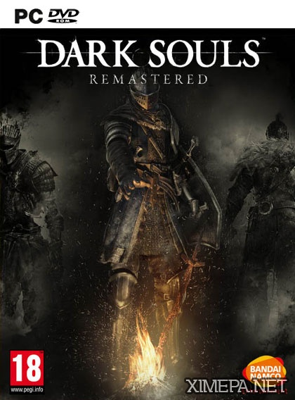 постер игры DARK SOULS: REMASTERED
