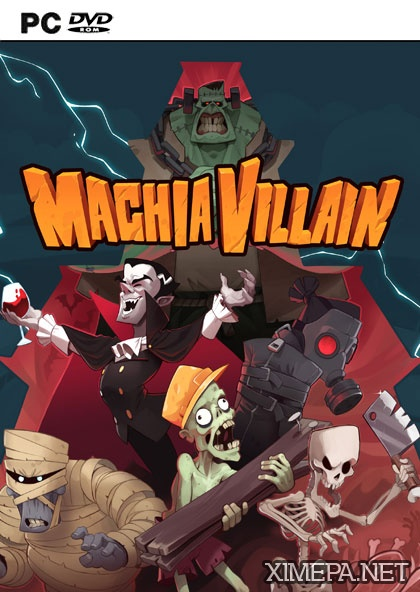 постер игры MachiaVillain