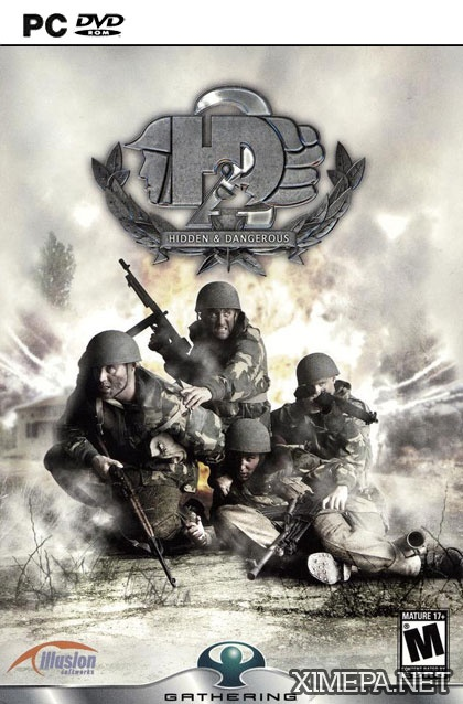 постер игры Hidden And Dangerous