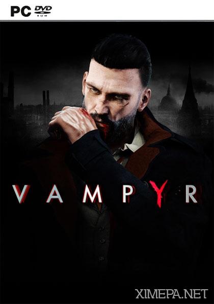 постер игры Vampyr